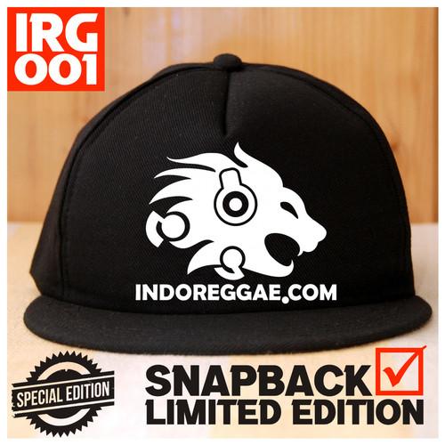 Foto Produk Snapback Indoreggae Special Edition 01 dari Indoreggae Shop