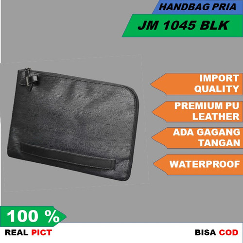 Foto Produk Tas tangan pria / Handbag cowok / Clutch pria dari Julesman boutique