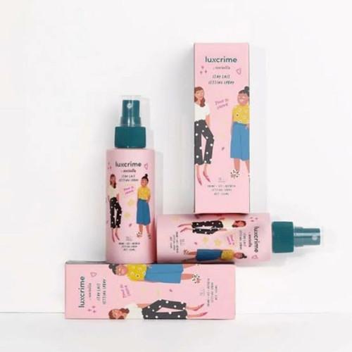 Foto Produk Luxcrime Stay Last Setting Spray 120 ml - 120ml dari Mik Mik Baby Shop