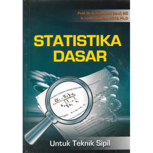 Foto Produk STATISTIKA DASAR-SKD -UR dari Toko Buku Uranus