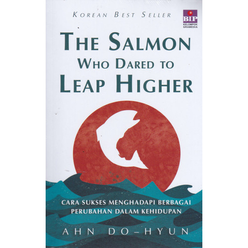 Foto Produk THE SALMON WHO DARED TO LEAP HIGHER-BIPK -UR dari Toko Buku Uranus