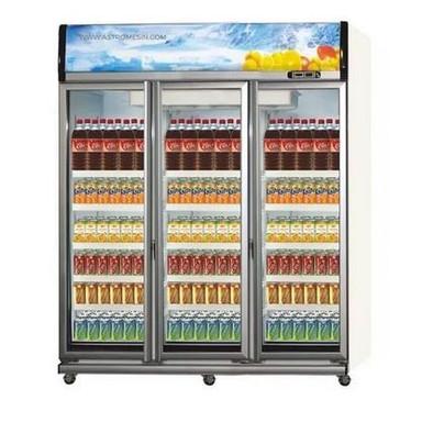 Foto Produk Showcase Cooler Display Cooler 3 Pintu GEA EXPO 1500AH Garansi Resmi dari TokoUsbcom