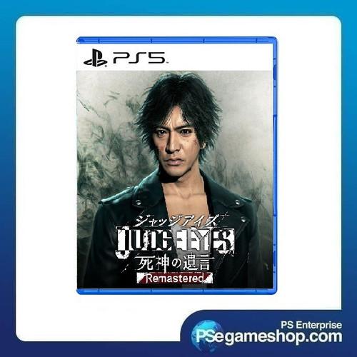 Foto Produk PS5 Judge Eyes Remastered (R3/English) dari PS Enterprise Official