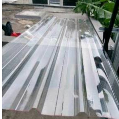 Foto Produk Atap Spandek transparan alkan bening clear dari sinarmajupalembang
