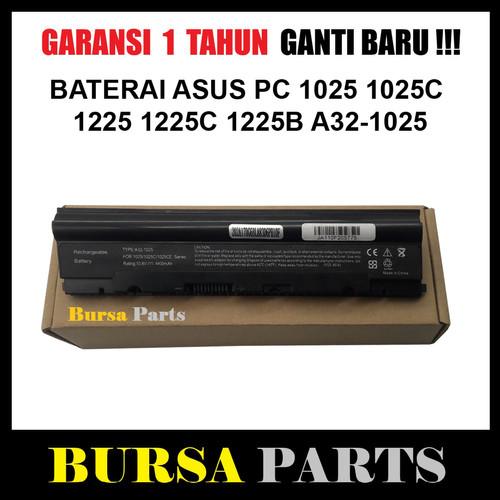 Foto Produk Baterai Laptop Asus Eee PC 1025 1025C 1225 1225C 1225B A32-1025 dari BursaParts