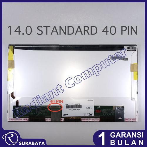 Foto Produk LCD LED 14.0 Toshiba Satellite L510 L730 L740 L740D L745 L745D dari Radiant Komputer
