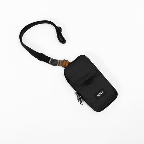 Foto Produk Hanging Walet Pria Wanita Rckls Tas HP dompet Kartu Waterproof Tactic - Hitam dari RCKLS LIMITED STORE