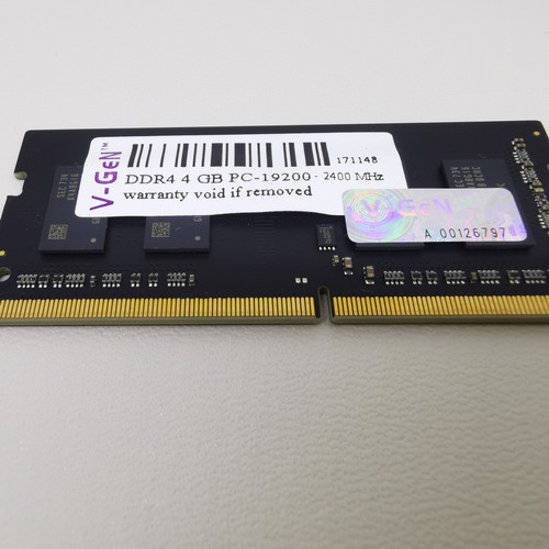 Foto Produk VGEN DDR4 4GB Sodimm PC-19200 2400MHz dari IndoWebstorecom