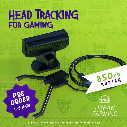 Foto Produk Head Tracking for Gaming Tracker / TrackIR / Infra Red / ETS2 / ATS - Tanpa TV Clip dari UrbanFarming