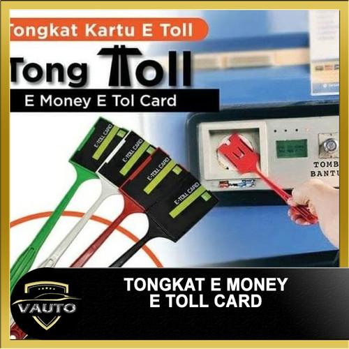Foto Produk Tongkat eToll / TongToll / eToll card dari vauto