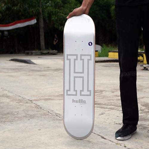Foto Produk Hello H Line Silver sz 8 & 8.25 dari Hello Skateboards