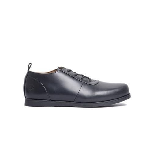 Foto Produk Sepatu Kerja Kulit Otiv Osaka Black dari Otiv Store