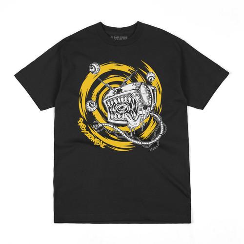 Foto Produk BABY ZOMBIE - Tell(lie)vision Tshirt - S/M/L/XL dari Baby Zombie Co.