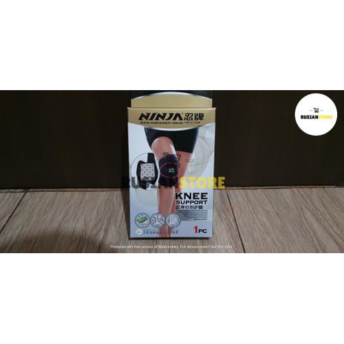 Foto Produk Knee Support Ninja Magnet untuk pengobatan dari Rusian Store