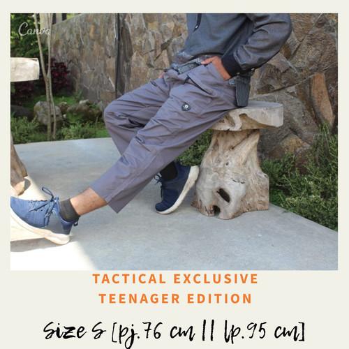 Foto Produk Celana Sirwal Tactical S Remaja Eksclusive - Hijau, S dari griyahijabq
