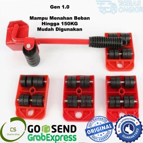Foto Produk Tenso Tenzo Mover Angkat Barang Jadi Lebih Mudah Gen 2.0 Lebih Kuat - Gen 1.0 150KG dari Cimorine Shop