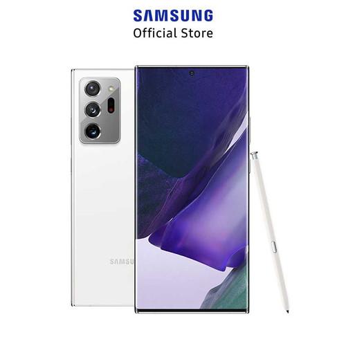 Foto Produk Samsung Galaxy Note 20 Ultra 8/256GB - Mystic White dari Samsung Mobile Indonesia
