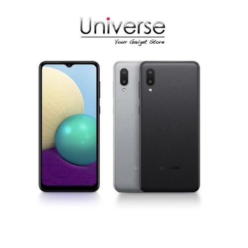 Foto Produk Samsung Galaxy A02 3/32 GB - Garansi Resmi Samsung Indonesia - Hitam dari Universe Store