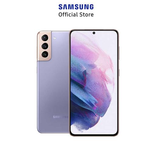 Foto Produk Samsung S21 5G 8/256GB - Phantom Violet dari Samsung Mobile Indonesia