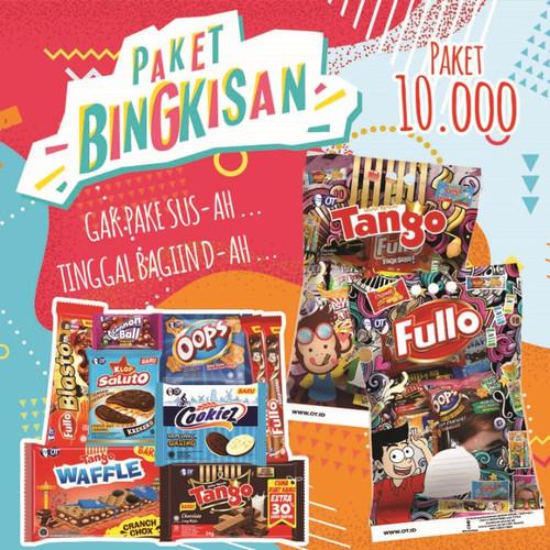 Foto Produk PAKET BINGKISAN OT 1 - 1 PAKET ISI 5 BINGKISAN dari OT STORE OFFICIAL