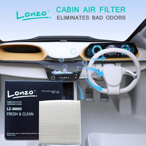 Foto Produk Kabin Filter AC Pajero Sport, Triton - 7803A112 - Lonzo dari Seraya Shop