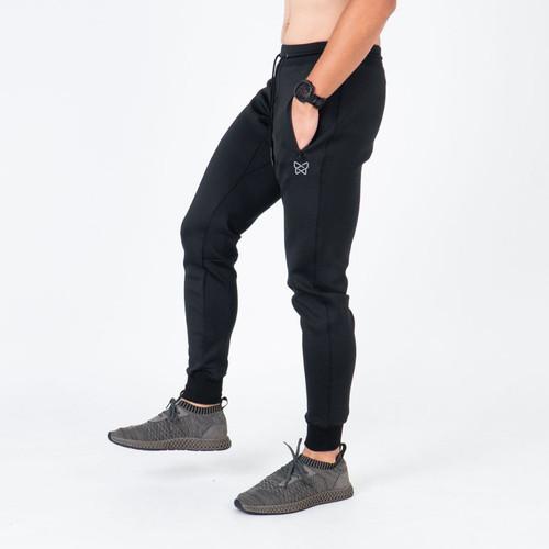 Foto Produk Atalon Full Jogger Pants - Celana Jogger Training - Hitam, M 28 sd 30 dari Atalon Sportswear