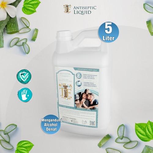 Foto Produk TLF Hand Sanitizer Antiseptik 5 Liter BPOM dari TLF Official