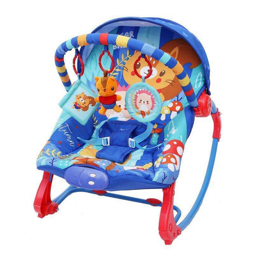 Foto Produk Sugar Baby - Bouncer 10 in 1 WOODED FOLKS dari Chubby Baby Shop