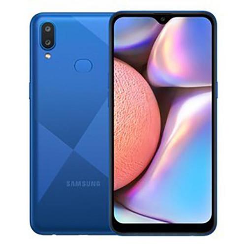 Foto Produk SAMSUNG Galaxy A10s RAM 2/32GB Garansi Resmi SEIN - Tactile Blue dari Rejodadi Surabaya