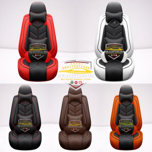 Foto Produk sarung jok mobil xpander Ultimate sprot exceed MBtech high Quality dari JOK MOBIL CUSTOM
