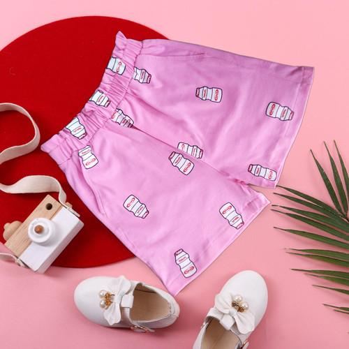 Foto Produk CELANA PENDEK ANAK PEREMPUAN LUCU, HOTPANTS PINK BARUU !!! - 8 dari uWa_store