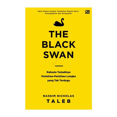 Foto Produk Buku The Black Swan edisi revisi - Nassim Nicholas Taleb dari BAY BOOKSTORE