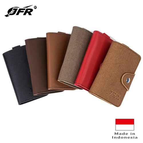 Foto Produk JFR Fashion Dompet Kunci Kulit Imitasi GKPVC04 - Mix Colour dari Jennifer Wallet