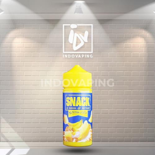 Foto Produk Liquid Vapor Vape - Snack V2 Banana Softcake 3mg 100ml By Tetra dari indovapingnet