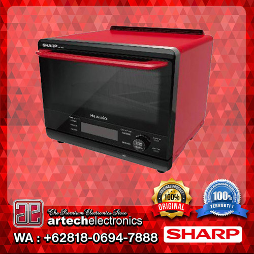 Foto Produk SHARP Healsio Superheated Steam Oven Microwave AX1700IN - Kota Medan dari Artech Electronics Medan