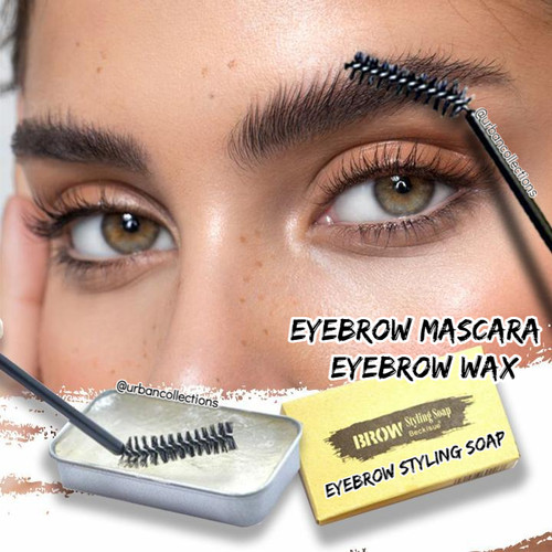 Foto Produk Maskara Alis Eyebrow Styling Soap Eyebrow Wax Alis Brow Styling Soap dari Urban Collections