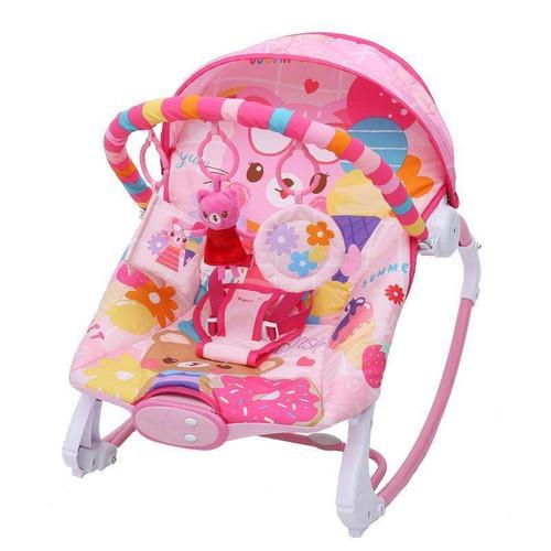 Foto Produk Sugar Baby - Bouncer 10 in 1 LOLA KITTEN dari Chubby Baby Shop