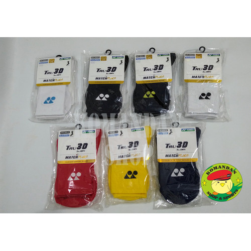 Foto Produk Kaos Kaki Yonex Original Men Match Plus Size Reguler dari Komandan Shop