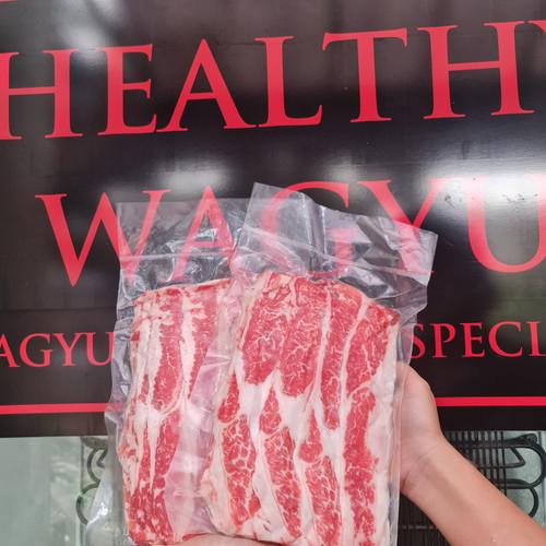 Foto Produk TERMURAH! SHORTPLATE/YOSHINOYA SLICE 500GR dari Healthywagyu