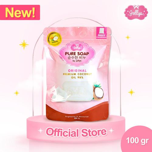 Foto Produk Jellys Pure Soap dari Jellys Official Store
