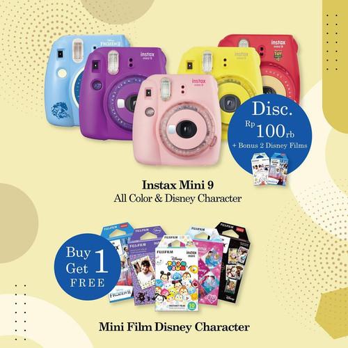 Foto Produk Refill Instax Mini Instant Color Film isi 10 lembar dari taskamera-id