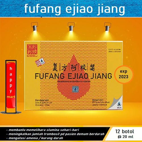 Foto Produk Fufang EJIAO Jiang / Fu fang dari Happy-mart