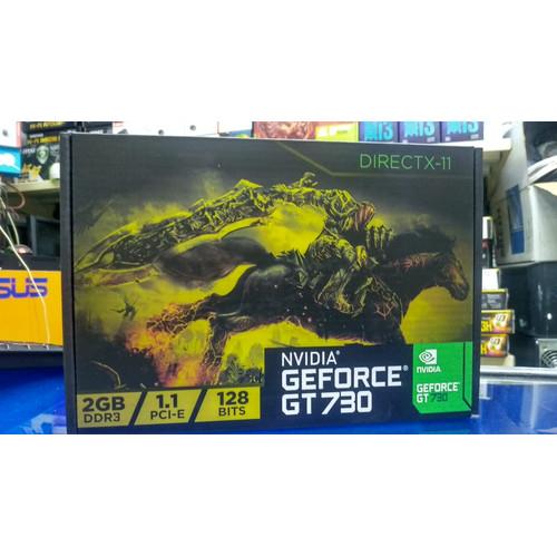 Foto Produk VGA NVIDIA GEFORCE GT 730 2GB DDR3 dari RR2 Computer
