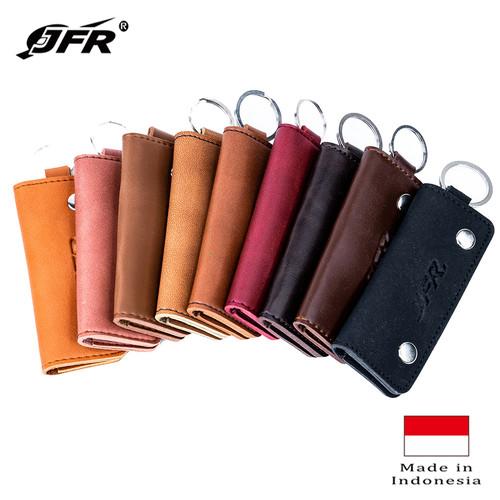 Foto Produk JFR Fashion Dompet Kunci Kulit Imitasi GKPVC06 - Mix Colour dari Jennifer Wallet