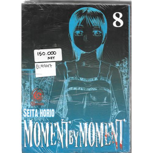 Foto Produk LC :MOMENT BY MOMENT 1-8 TAMAT -UR dari Toko Buku Uranus