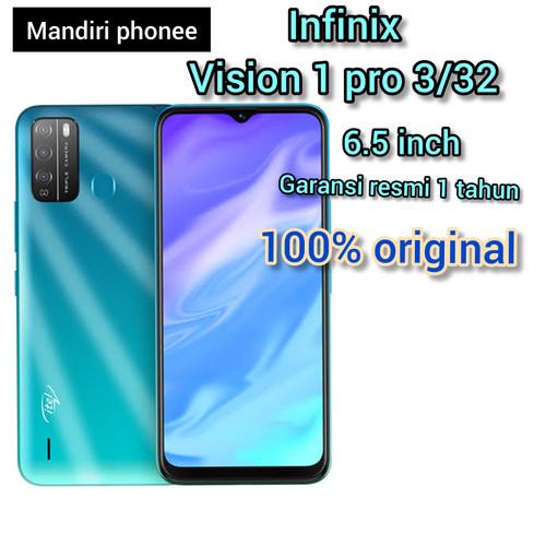 Foto Produk itel vision 1 pro 3/32 dari mandiri phonee