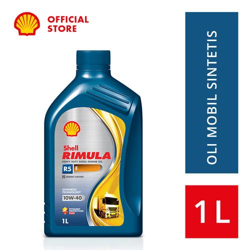 Foto Produk Oli Mesin Mobil Shell Rimula R5E (1L) dari SHELL Indonesia