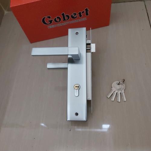 Foto Produk DEROCCA Handle kunci pintu rumah besar DL004 dari ongliostore