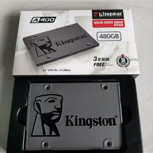 Foto Produk Ssd Kingston 480 GB dari Active Computer Thr Mall