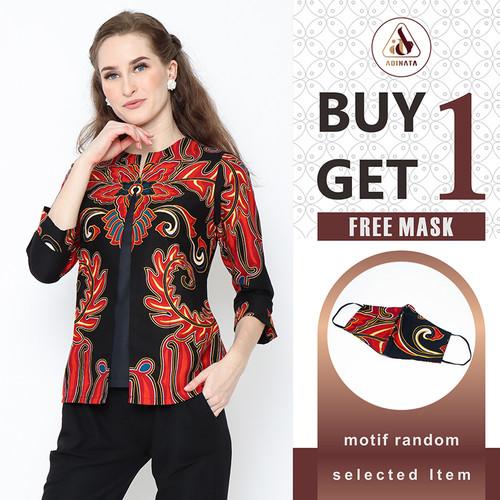 Foto Produk Blouse Adinata Batik Fiona - S dari ADINATA BATIK ID